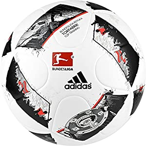 adidas Dfl Torfabrik Toptraining Fußball, White/Black/Solar Red, 5