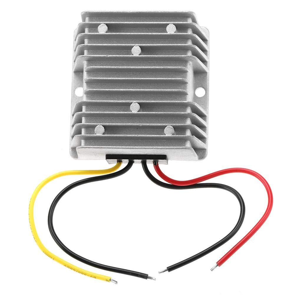 DC-DC Convertidor Regulador 12V a 24V 15A Fuente de alimentaci/ón de alta eficiencia
