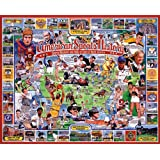 White Mountain Puzzles American Sports History