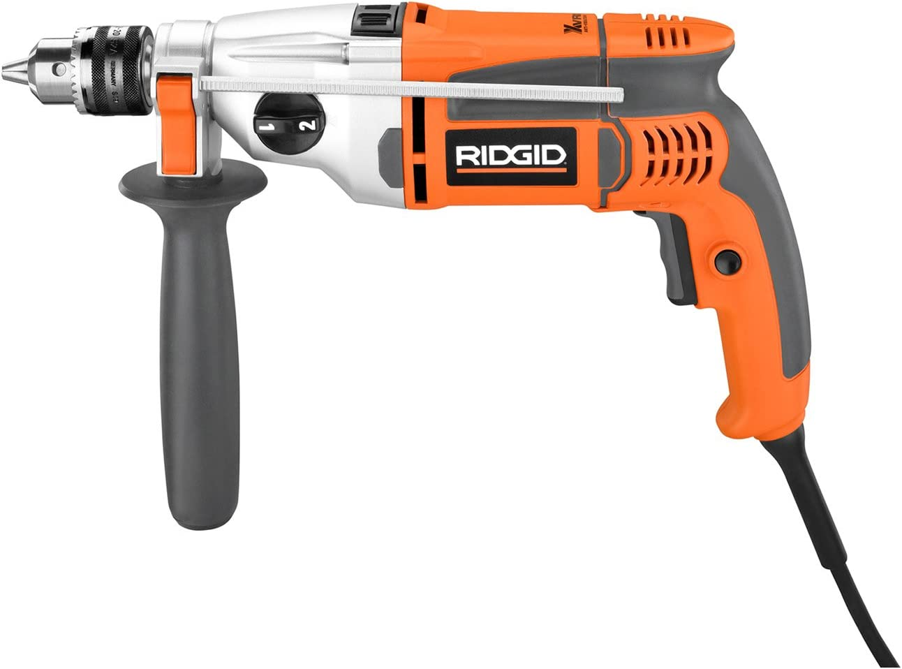 RIDGID ZRR5011 1 2-inch Heavy-Duty VSR Hammer Pulse Drill Renewed