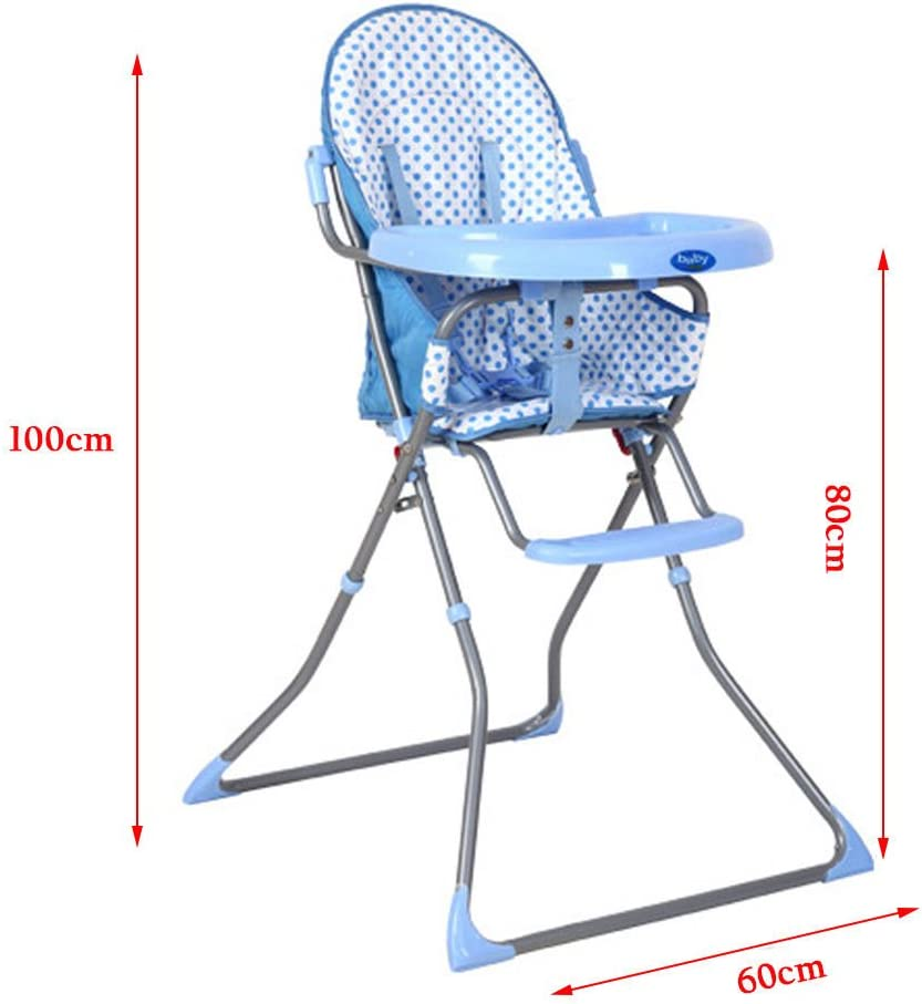KINGSO Baby Chair with Non-Slip Soft Mat Portable Toddler Child ...