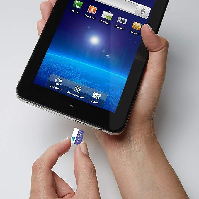 Pny Hp Sdu U3 Micro Sd Xe Card 64gb Computer Zubehör