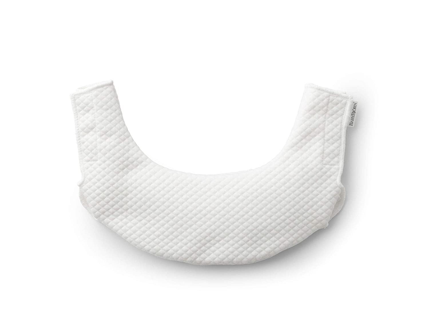 BABYBJ/ÖRN Bib for Baby Carrie One White