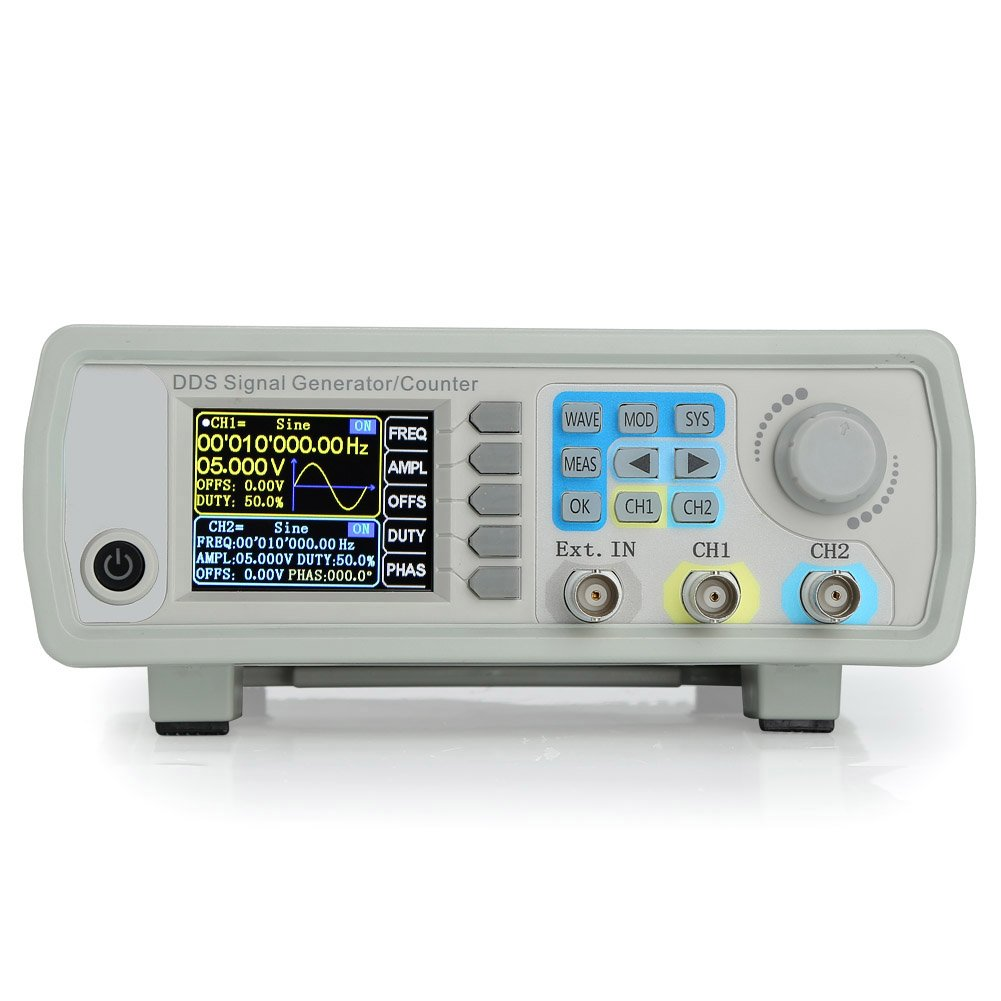 15mhz Dds Signal Generator Counter24in Screen Display High Sine Wave Circuit Group Picture Image By Tag Precision Dual Channel Arbitray Waveform Frequency Meter 200msa S