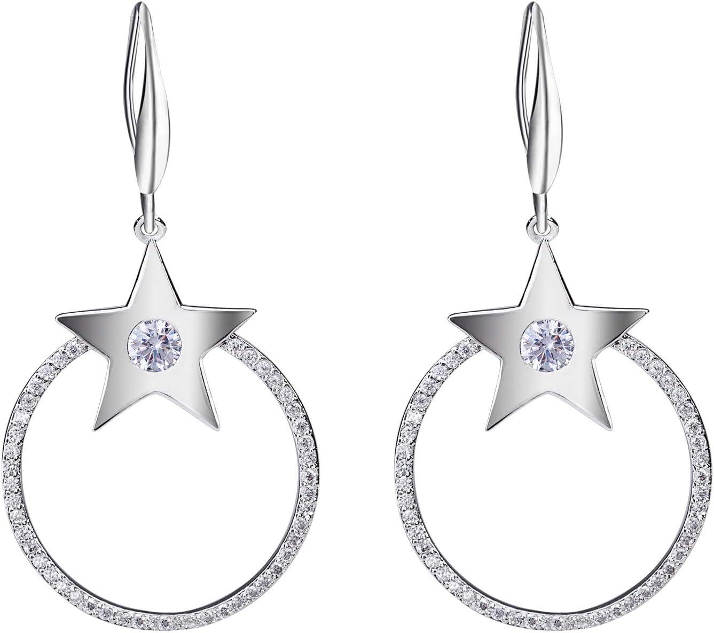SILVERAL Silver Earrings...