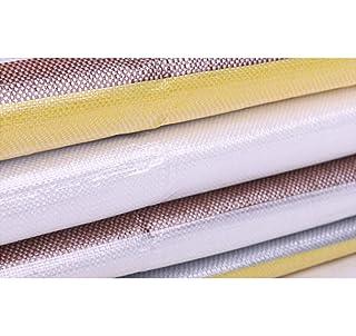 Telone Impermeabile con Perforazione Ombra a Prova di umidità All'aperto Tenda Liner Shade Roller Blind polietilene Panno di Copertura del Foglio di Copertura Spessore 0,38 mm