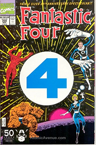 fantastic-four-vol-1-358-vf-nm-marvel-comic-book