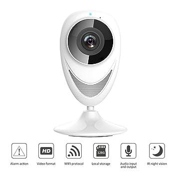 HD Cámara Dome IP Camera con sensor de movimiento con cámara IP hdaudio Two Way Motion