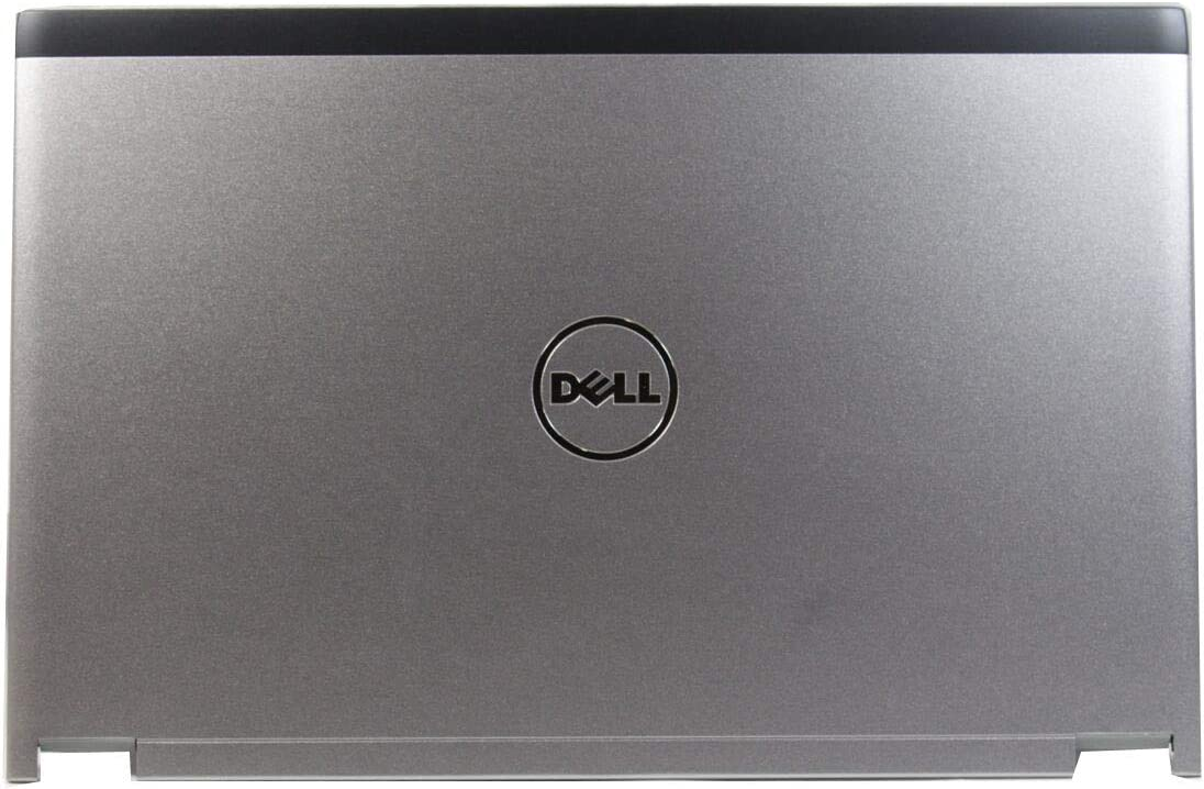 Dell LED P0VMJ Gray LCD Back Cover Vostro V131 Top Lid