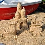 """Cheap Fiddlehead Fairy Garden """"Miniature Sand Castles"""" (Set of 3) Assorted #16844"""