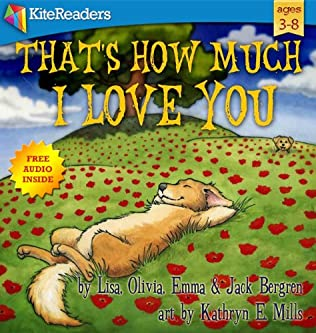 book cover of That\'s How Much I Love You