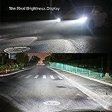 Smautop P13W LED Fog Light Updated foglamp 120W