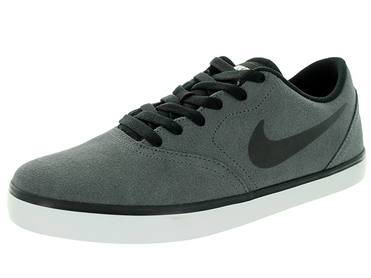 Amazon.com | Nike SB Check Mens Trainers 705265 Sneakers Shoes (UK 7.5 US 8.5 EU 42, Dark Grey Black White 011) | Skateboarding