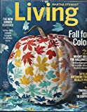 Martha Stewart's Living Magazine October 2015 (25 Bright Ideas for Halloween))