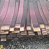 12 (Dozen) Authentic Used Wine Barrel Staves