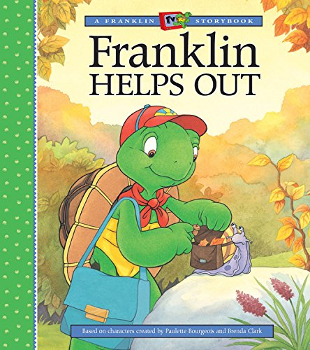 Franklin Helps Out (A Franklin TV Storybook)