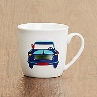 Home Centre Raisa Retro Printed Coffee Mug