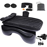 $31 » Onirii Inflatable Car Air Mattress Bed with Back Seat Pump Portable…