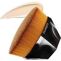 Amazon Price History for:Foundation Makeup Brush Flat Top Kabuki Hexagon Face Blush Liquid Powder Foundation Brush for Blending Liquid, Cream or…