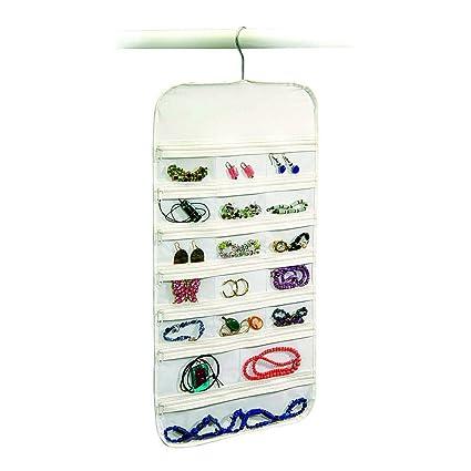 the organizer door closet of application jewelry over