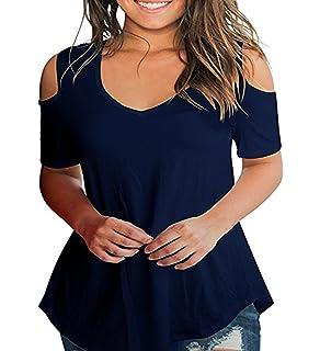 Runant Camisetas Mujer Manga Corta Camisetas Mujer Tallas Grandes Camisetas Mujer Verano Blusa Mujer Sport Tops