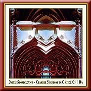 Shostakovich: Chamber Symphony In C Minor Op. 110a / Schostakowitsch: Kammersinfonie Op. 110a