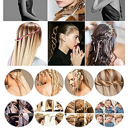 Electric Automatic Smart Quick Easy Diy Braid Hair Braider Hairstyle