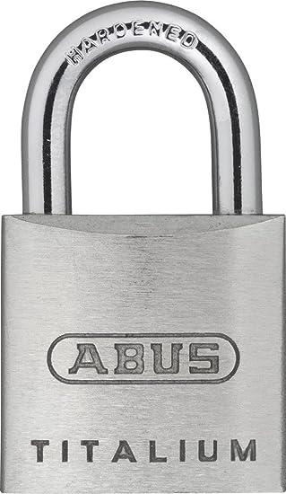 ABUS 64TI/40 B/DFNLI 1pieza(s) - Candados (Acero Inoxidable ...