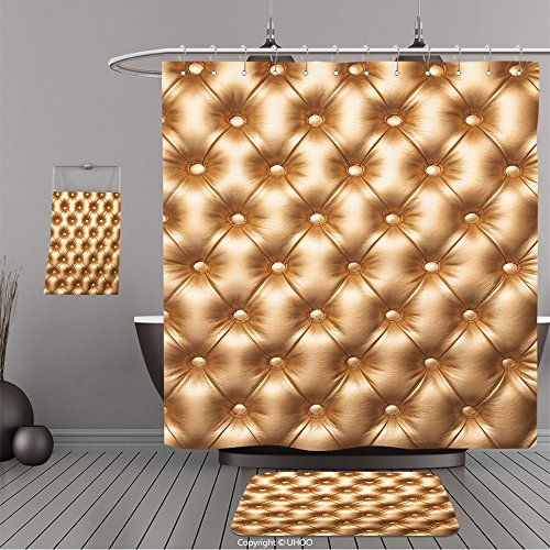 A Word That Starts With J (Uhoo Bathroom Suits & Shower Curtains Floor Mats And Bath Towels 256626853 Leather upholstery luxurious furniture For Bathroom)