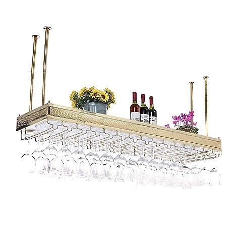 Soporte De Vino Para Montaje En Pared, Soporte Para Copas Colgante Soporte Para Vinos Portavasos