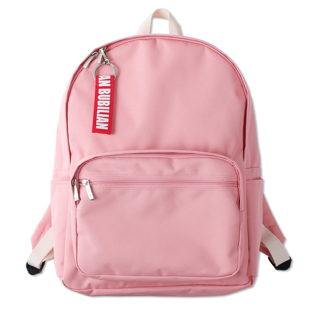Bubilian BTBB Backpack / Korean Street Brand / School Bag / Travel Bag (Pink)