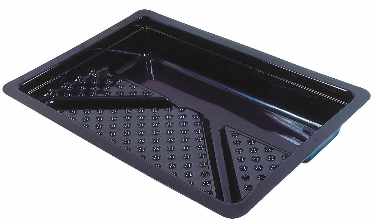 Paint Tray, 5 qt., Hi Density Polyethylene: Amazon.com: Industrial & Scientific