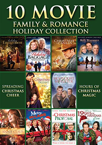 10 Movie Family & Romance Holiday Collection (Widescreen, 3PC)