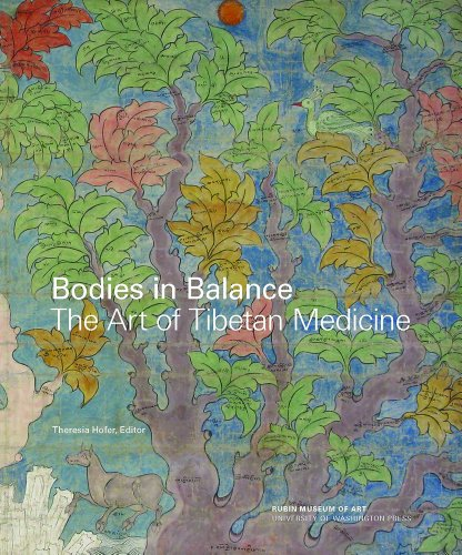 Bodies in Balance: The Art of Tibetan Medicine by University of Washington Press