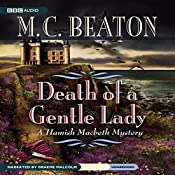 Death of a Gentle Lady: A Hamish Macbeth Mystery | M. C. Beaton