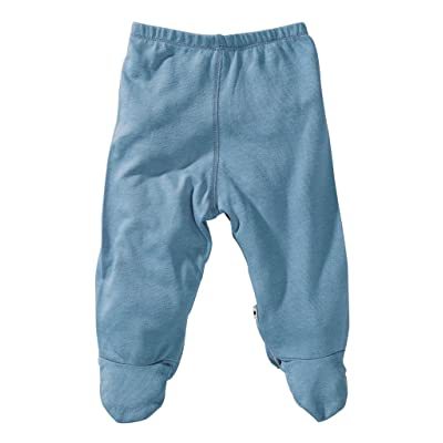 Babysoy Baby Girls' Footie Pants (Baby) - Pink Lemonade