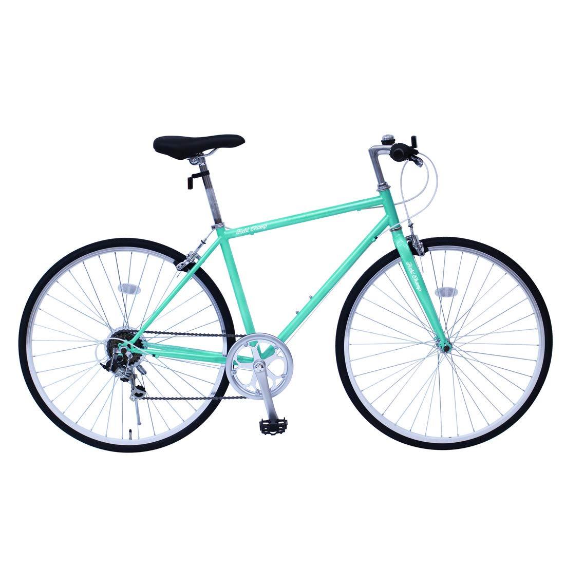 激安正規品 FIELD CHAMP CHAMP MG-FCP700CF-GR グリーン [クロスバイク自転車] FIELD グリーン B0792NXWTK, 工具の三河屋:0a3a31d0 --- greaterbayx.co
