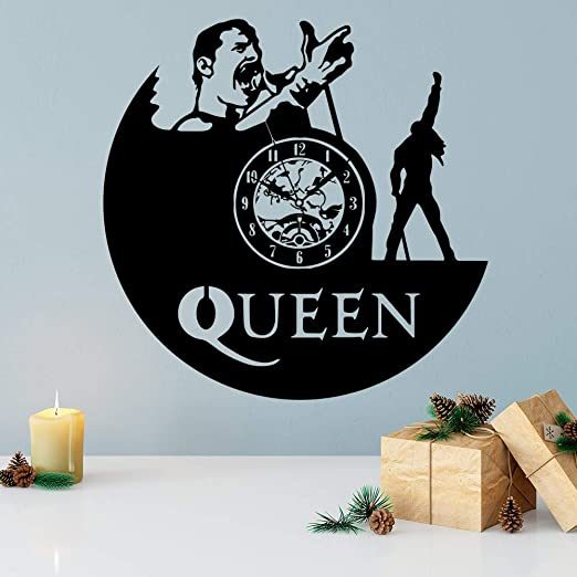 Etiqueta De La Pared Vintage Freddie Mercury Queen