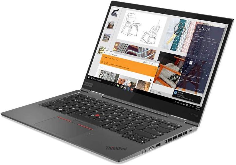 Lenovo Thinkpad X1 Yoga 4th Gen 2-in-1 Laptop (20QF-0013US) Intel i5-8265U, 8GB RAM, 256GB SSD, 14-inch 1920x1080 FHD, Win10 Pro 64-Bit (Renewed)