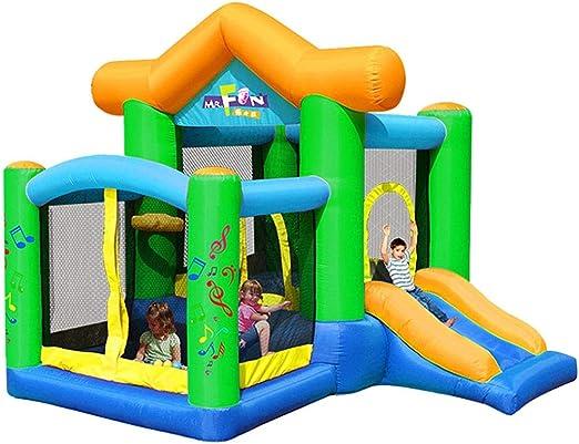 Castillos hinchables Parque Inflable para Niños En Casa Trampolín ...