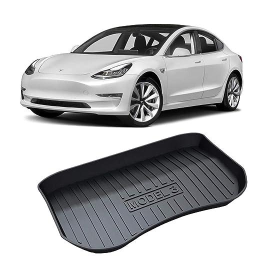 Hamkaw Accesorios Tesla Model 3 Alfombrilla de Piso ...