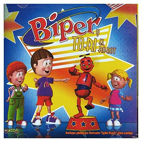 Biper y Tori el Robot