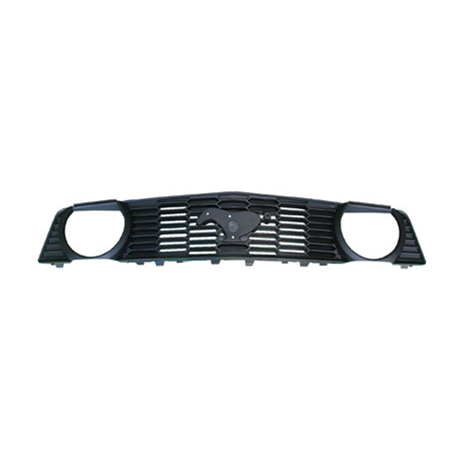 Partslink Number FO1200516 Unknown OE Replacement Ford Mustang Grille Assembly