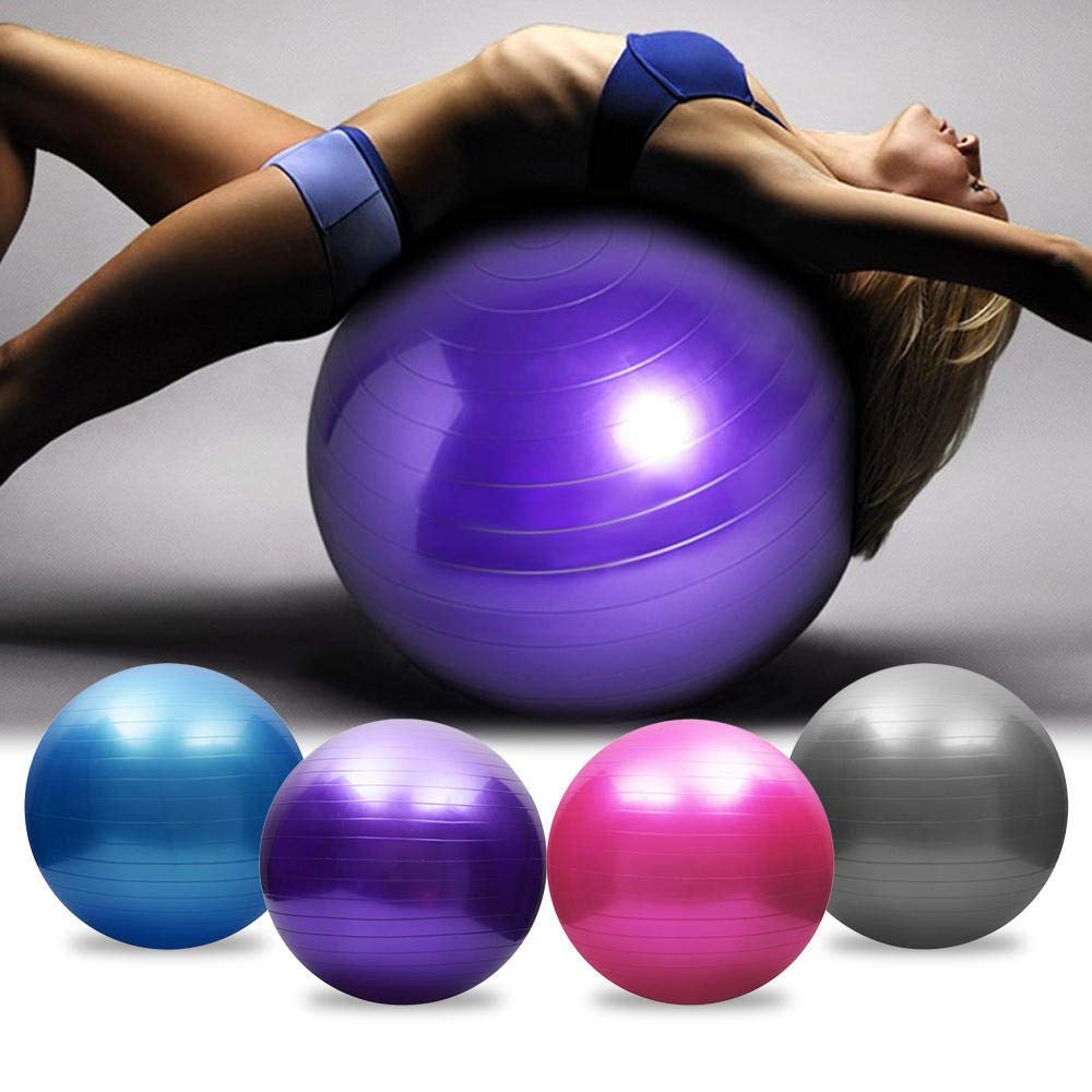 Balance Ball Anti-explosión Yoga Bola Espesado Estabilidad Pilates ...