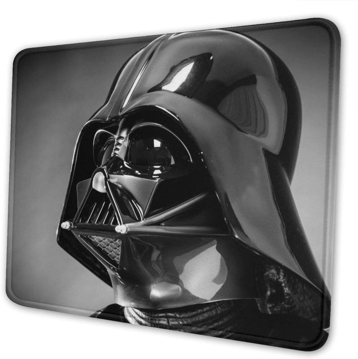 Star Wars Darth Vader Mouse Pad with Stitched Edge Premium-Textured Mouse Mat Non-Slip Rubber Base Mousepad for Laptop Computer /& PC 11.81 X 9.84 X 0.12 inches