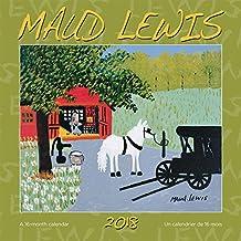 Maud Lewis 2018 Square Wall Calendar