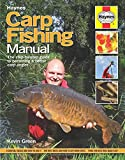 img - for Carp Fishing Manual: The step-by-step guide to becoming a better carp angler book / textbook / text book