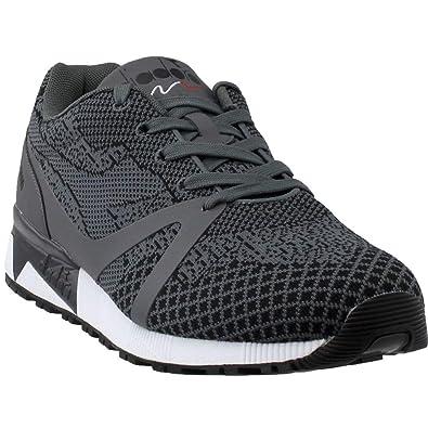 Mens Black Diadora N9000 MM Evo Sneakers