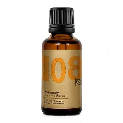 Naissance Aceite Esencial de Romero n. º 108 – 30ml - 100% Puro,
