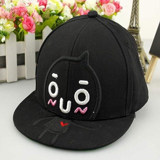 zhuzhuwen Versión Coreana del Sombrero Infantil de Cuatro niños ...
